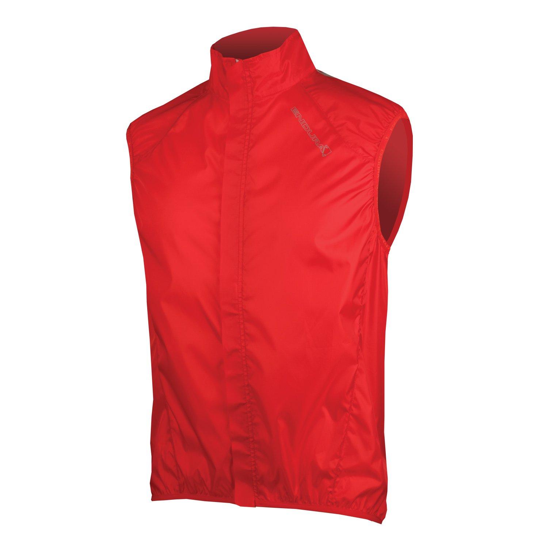 Endura Pakagilet Red, Medium