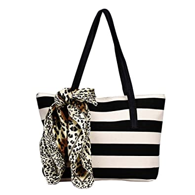 Fashion Big Striped Plaid Ladies Handbags Shoulder Bags Clutches ...