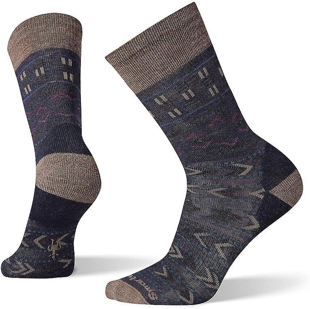 Smartwool Juncture Crew Socks - Men's Medium Cushioned Merino Wool Performance Socks