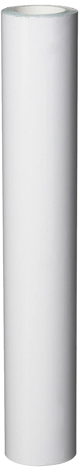 Styletech Glossy Black 12' by 15 ft Vinyl Adhesive Roll - for Cricut, Silhouette Cameo, Craft Cutters, and Vinyl Sign Cutters Turner Moore Vinyl TT-12015-499-BLK