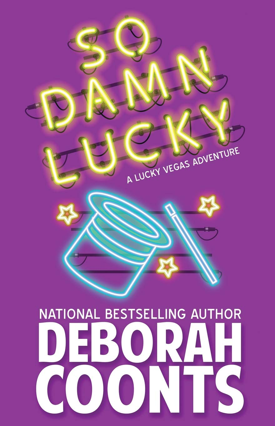 So Damn Lucky (The Lucky O'Toole Vegas Adventure Series) (Volume 3) pdf epub