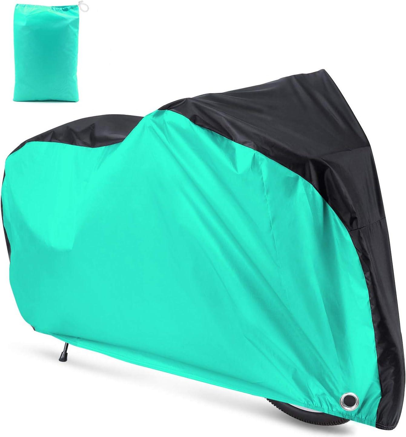 Bicycle Rain Cover Universal Waterproof Anti Dust Rain SCOOTER RAIN COVER