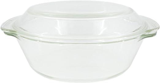 PAMEX - Fuente para Horno y Microondas con Tapa 23ø - Modelo LHP ...
