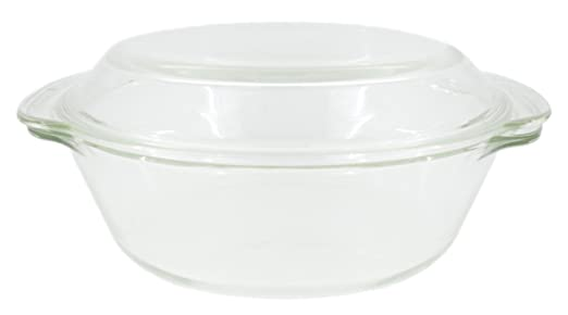 PAMEX - Fuente para Horno y Microondas con Tapa 23ø - Modelo ...