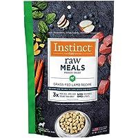 Instinct Freeze Dried Raw Meals Grain Free Recipe Dog Food