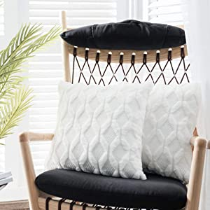 Win A Free LANANAS Decorative Throw Pillow Covers Set Luxury Faux Fur…