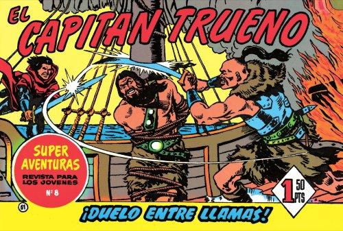Descargar Libro El Capitán Trueno #13. ¡duelo Entre Llamas! Víctor  Mora