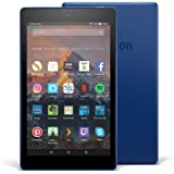 "Fire HD 8 Tablet with Alexa, 8"" HD Display, 32 GB, Marine Blue — with Special Offers"