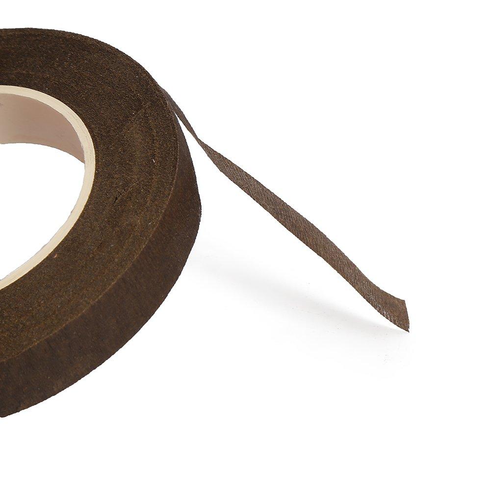 Amazon.com: DECORA Brown Floral Tape, 1/2 Inch x 30 Yards: Kitchen ...