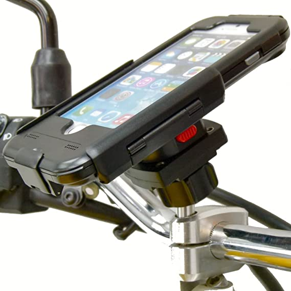 separation shoes c9f11 d5924 Amazon.com: TiGRA BikeCONSOLE Waterproof Case with M8 Motorcycle ...