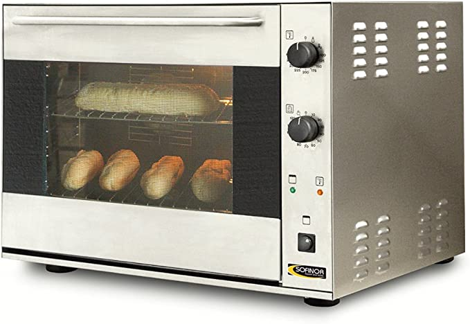 sofinor Horno de aire caliente fw880bk3/380 V – En 60 x 40/GN 1/1 ...