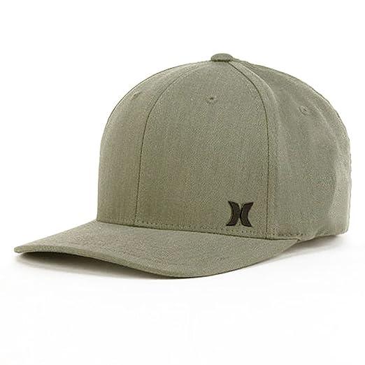 45bebc49be Amazon.com  Hurley Flow Milner Flexfit Hat