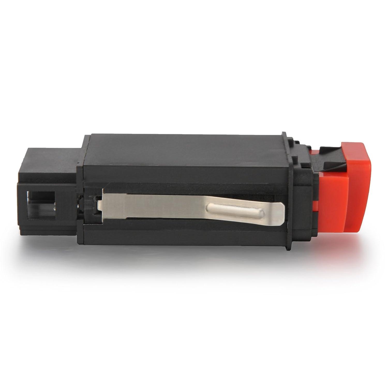 Dromedary 8L0941509L Warnblinkschalter Warnblinker Warnblinklicht Schalter Relais
