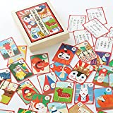 中川政七商店 日本市 日本全国郷土玩具かるた