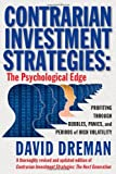 img - for Contrarian Investment Strategies: The Psychological Edge book / textbook / text book