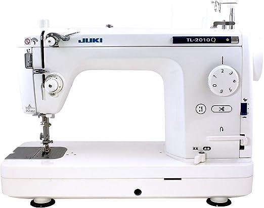 Juki TL-2010Q máquina de coser portátil con 1 aguja, punto de ...
