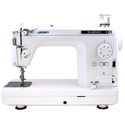 Amazon.com: Juki TL-2010Q 1-Needle, Lockstitch, Portable Sewing ...