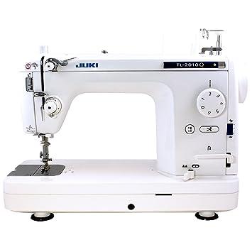 Amazon.com: Juki TL-2010Q 1-Needle, Lockstitch, Portable Sewing ... : juki quilting sewing machine - Adamdwight.com