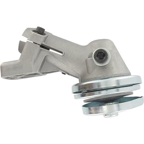 HS PARTS Cabezal de engranaje para desbrozadora Stihl FS100 FS120 ...