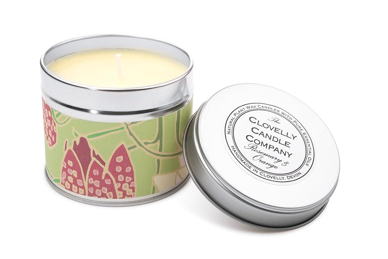 Clovelly Soap | Candela profumata al legno di cedro e citronella | 40 ore di profumo | Fatta a mano nel Regno Unito con prodotti naturali al 100% | Relax e comfort The Clovelly Soap Co