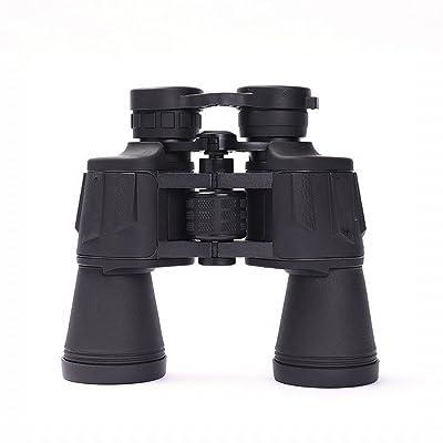 20X50 Oculaire Optique Complet Bleu Jumelles Télescope Portatif Extérieur