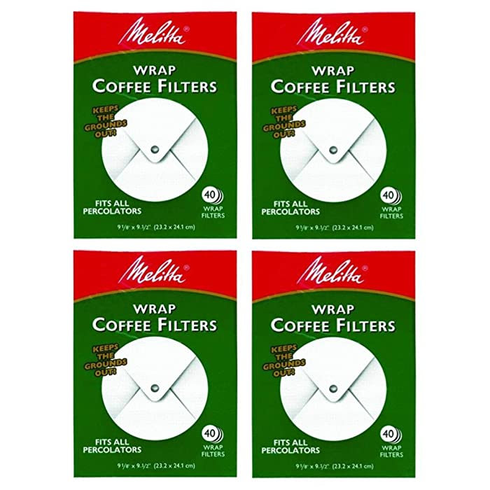 Top 9 Melitta White Wrap Around Coffee Filter