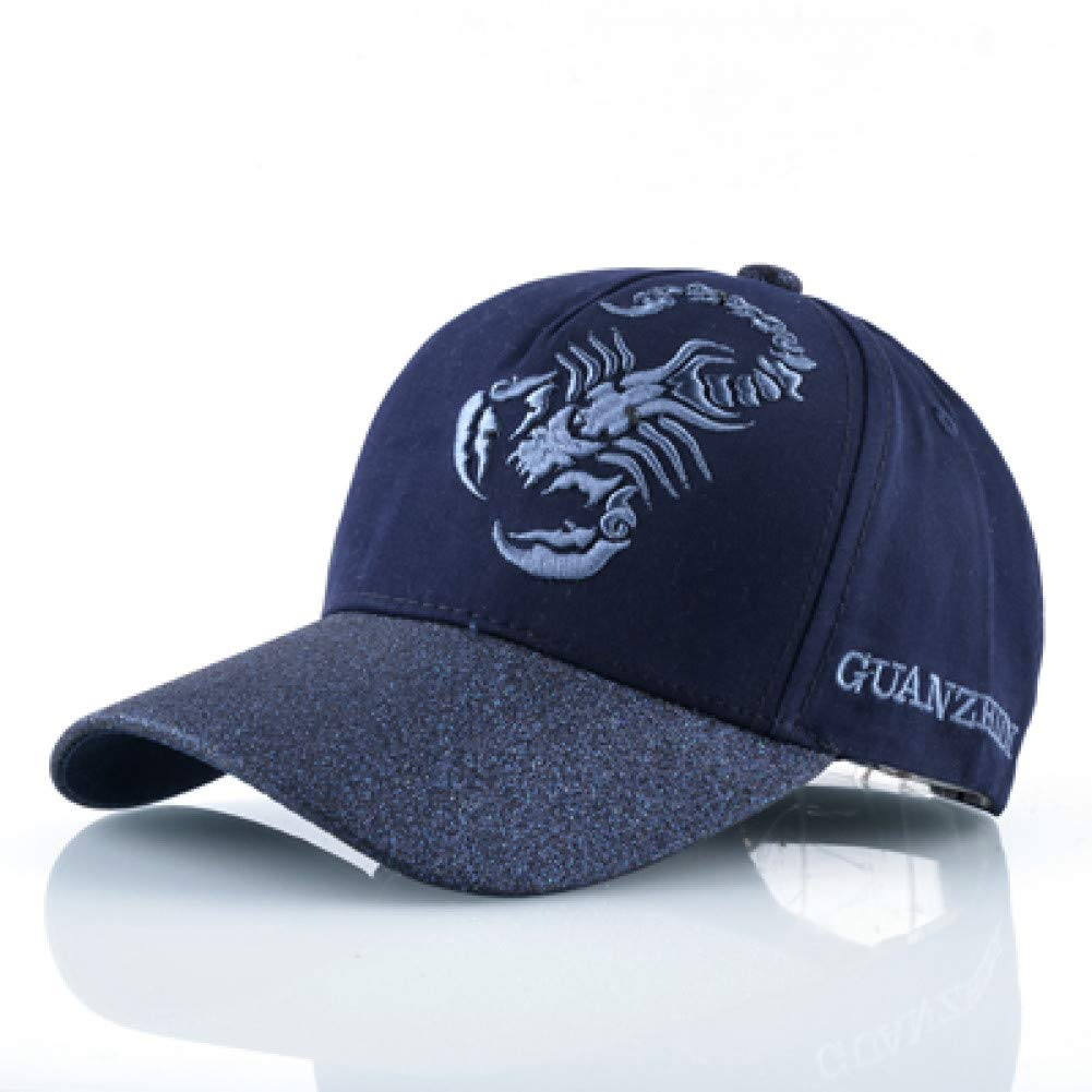 SHENBEIK Cap Fashion Baseball Cap Snapback Hip Hop Caps Women Scorpions Embroidery Hats For Men Bone Trucker Fitted Hat Casquette