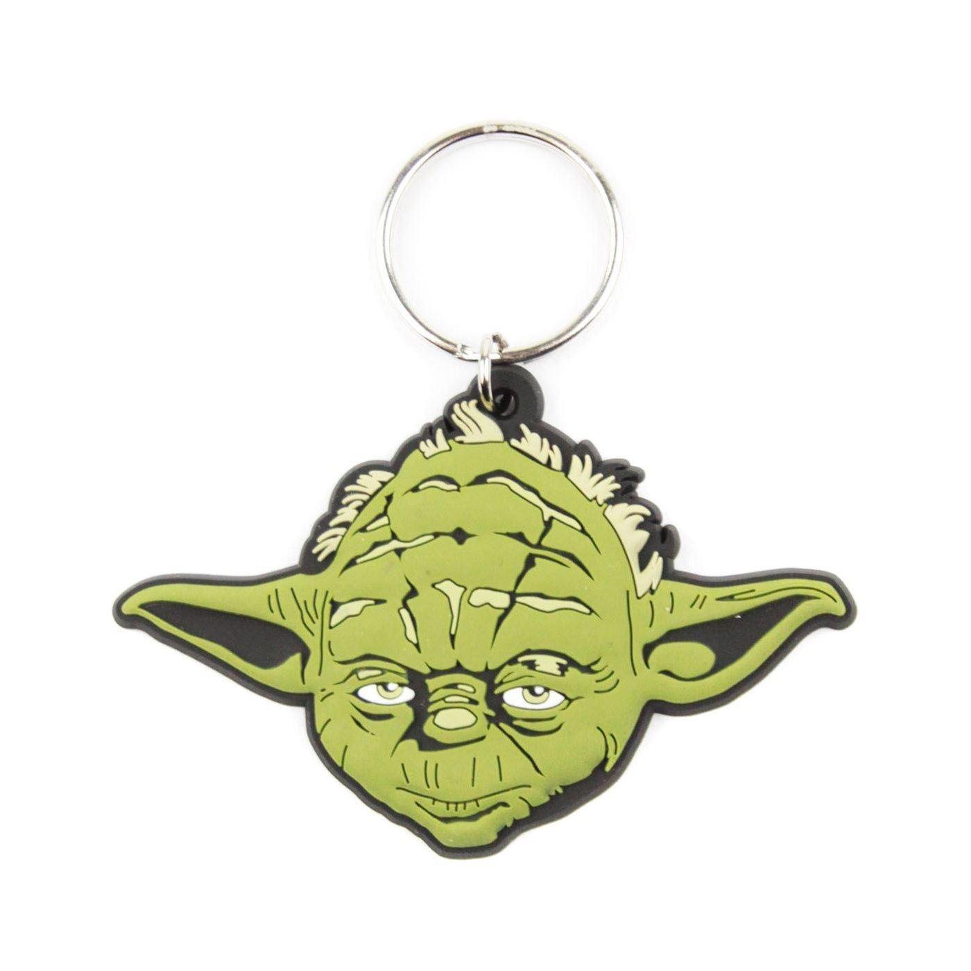 Official Star Wars Yoda Keyring UTNS4772_2