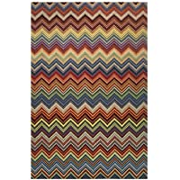 LA Rug 601-90 0204 Botticelli Collection Accent Rug, 2 x 4