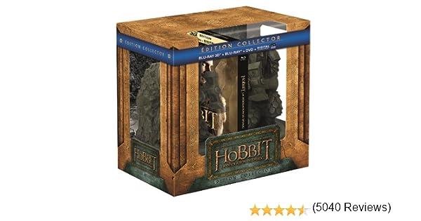 Hobbit, le: la desolation de smaug - book ends /V bd2d3d-DVD ...