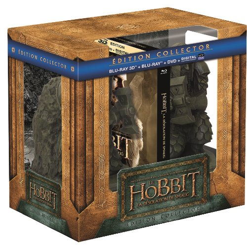 Hobbit, le: la desolation de smaug - book ends /V bd2d3d-DVD ...