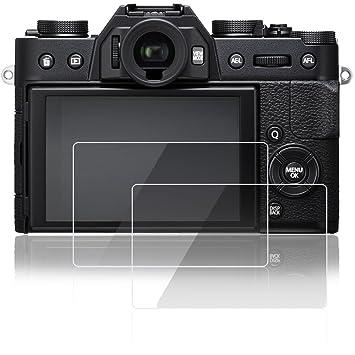 AFUNTA Protectores de Pantalla para Fujifilm X-T10 X-T20, 2 ...