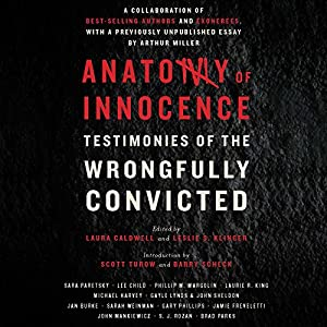 Anatomy of Innocence Audiobook