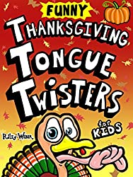 Thanksgiving Tongue Twisters for Kids
