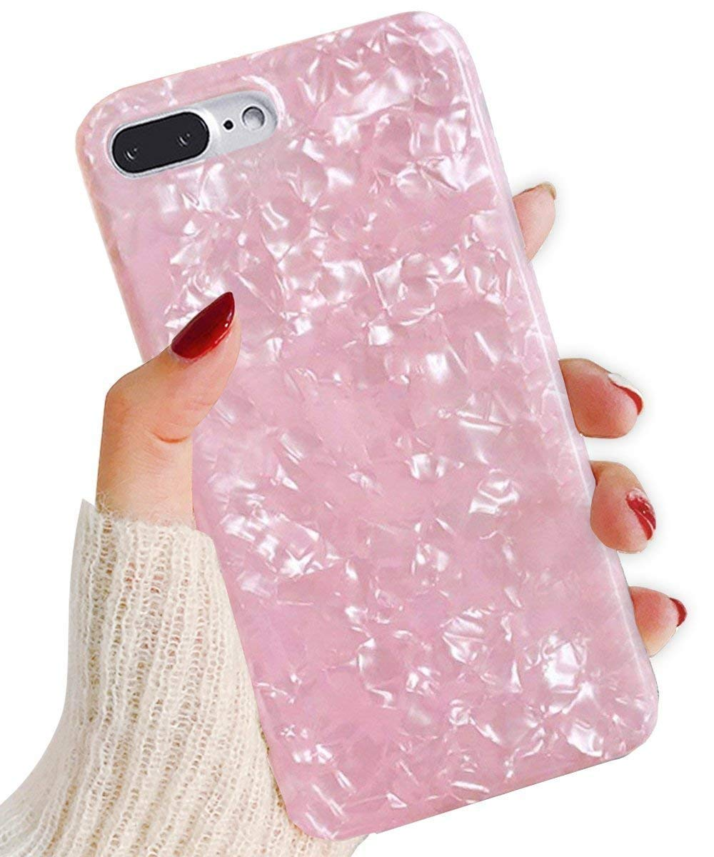 PHEZEN iPhone X Case for Girl,Cute Luxury Sparkle Bling Crystal Clear Bumper Shockproof Slim Fit Soft TPU Rubber Silicone Back Cover Protective Phone Case for iPhone X, Colorful