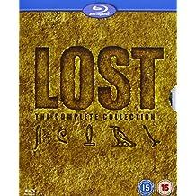 Lost Seasons 1-6