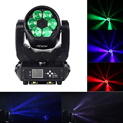 Stage Lighting Effect Mini Led Spider Light 8x10w Led Beam Moving Dmx Stage Lights Business Light High Power Light With Professional For Ktv Disco Dj Lights & Lighting
