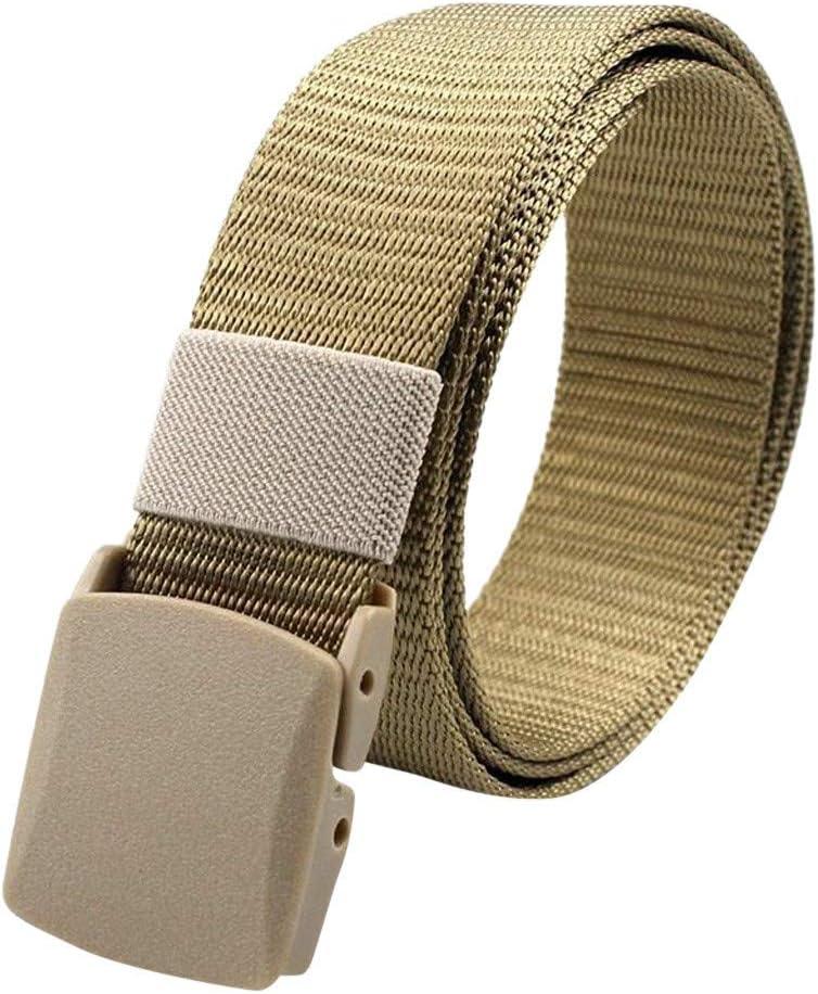 Travel Security Money Belt With Hidden Money Pocket Nickel Free Nylon Belt