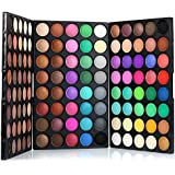 2017 New Eyeshadow Eye Shadow Palette Makeup Kit Set Make Up Professional Box,KRABICE Ultra Flawless 120 Color Mini…
