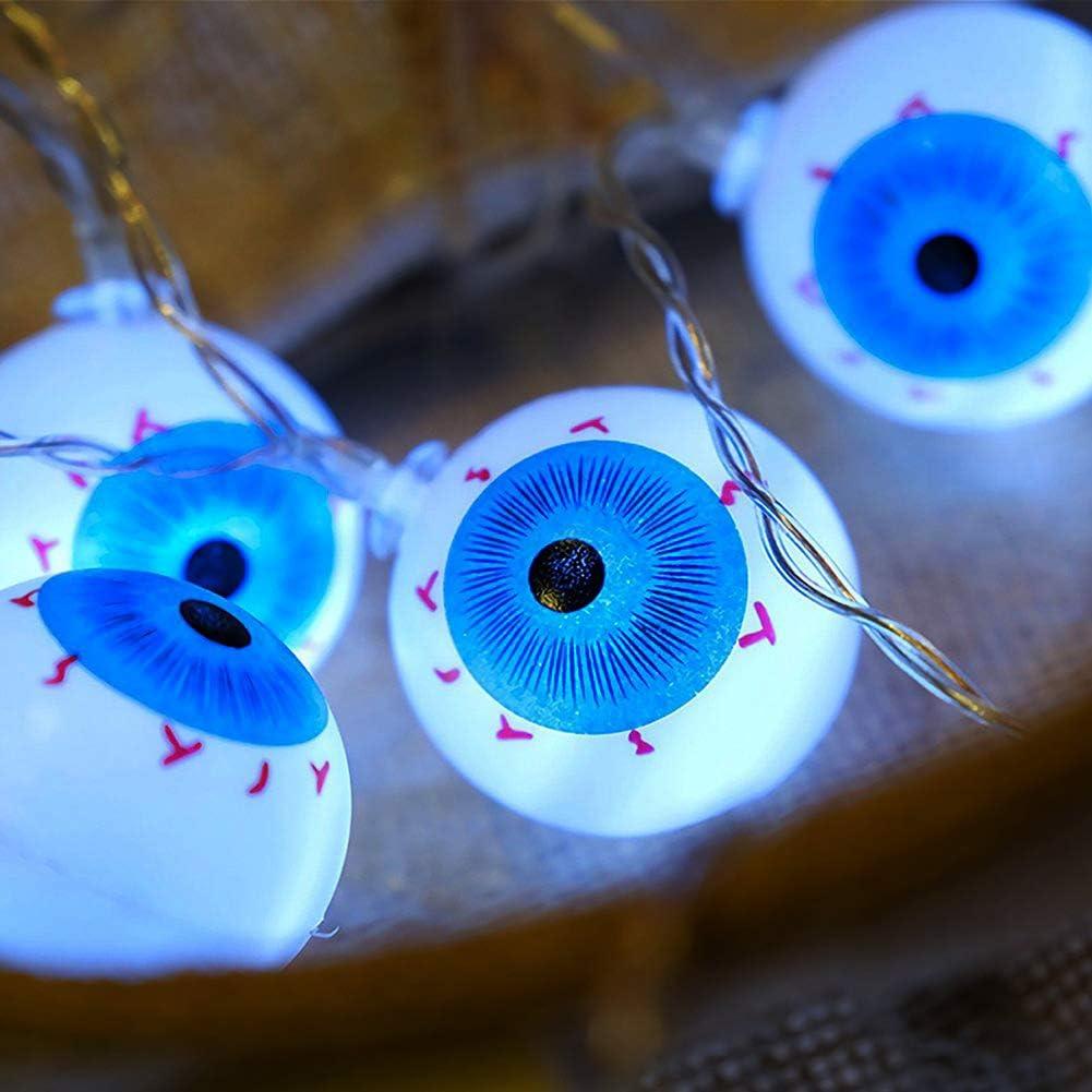 Eyeball String Lights