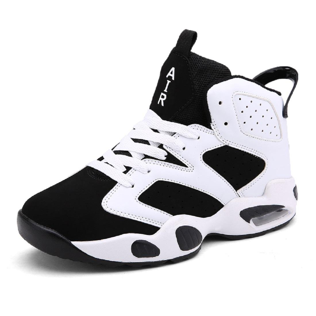 Hommes Chaussures de sport Entraînement Respirant Augmenté Chaussure de basket-ball Baskets Formateurs SKY-Maria