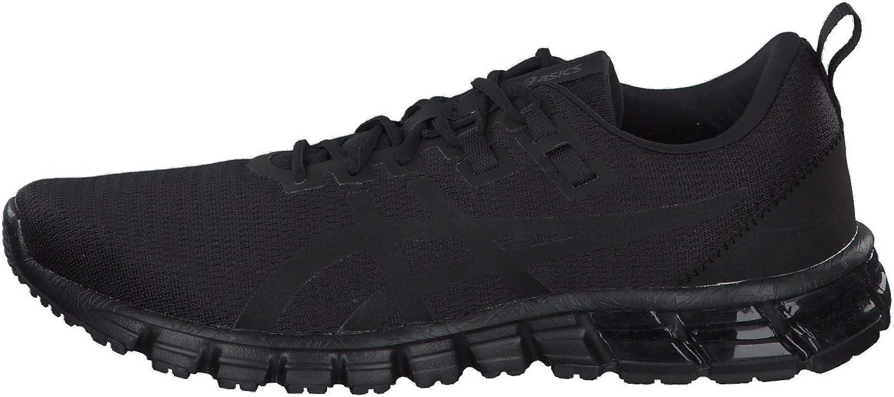 Asics Gel-Quantum 90 1021a123-001, Zapatillas de Entrenamiento para Hombre, Negro (Black 1021a123/001), 48 EU: Amazon.es: Zapatos y complementos