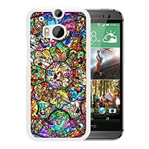 HTC ONE M8 Case,All Character Disney Hot Sale HTC ONE M8 Screen Phone Case Art and Unique Design