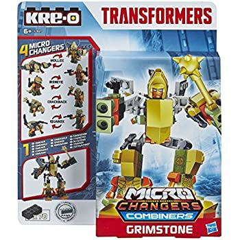 Kre-o Transformers Movie Maxicon Toy