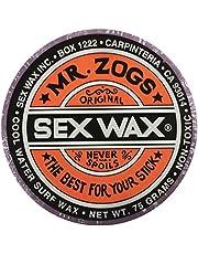 Mr unizogis Sexwax Original - agua fría temperatura Coconut perfumado