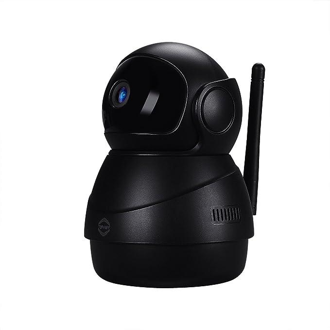 Amazon.com: TopView mando a distancia inalámbrico cámara IP ...