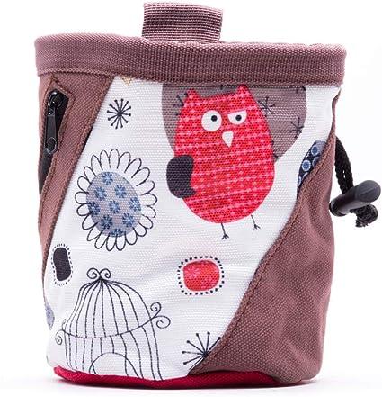 Owl Evolv Canvas Print Chalk Bag