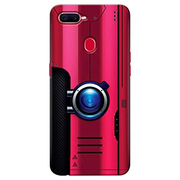 2aba60f28 DASM United Oppo F9 Pro Premium Printed Designer Back  Amazon.in   Electronics