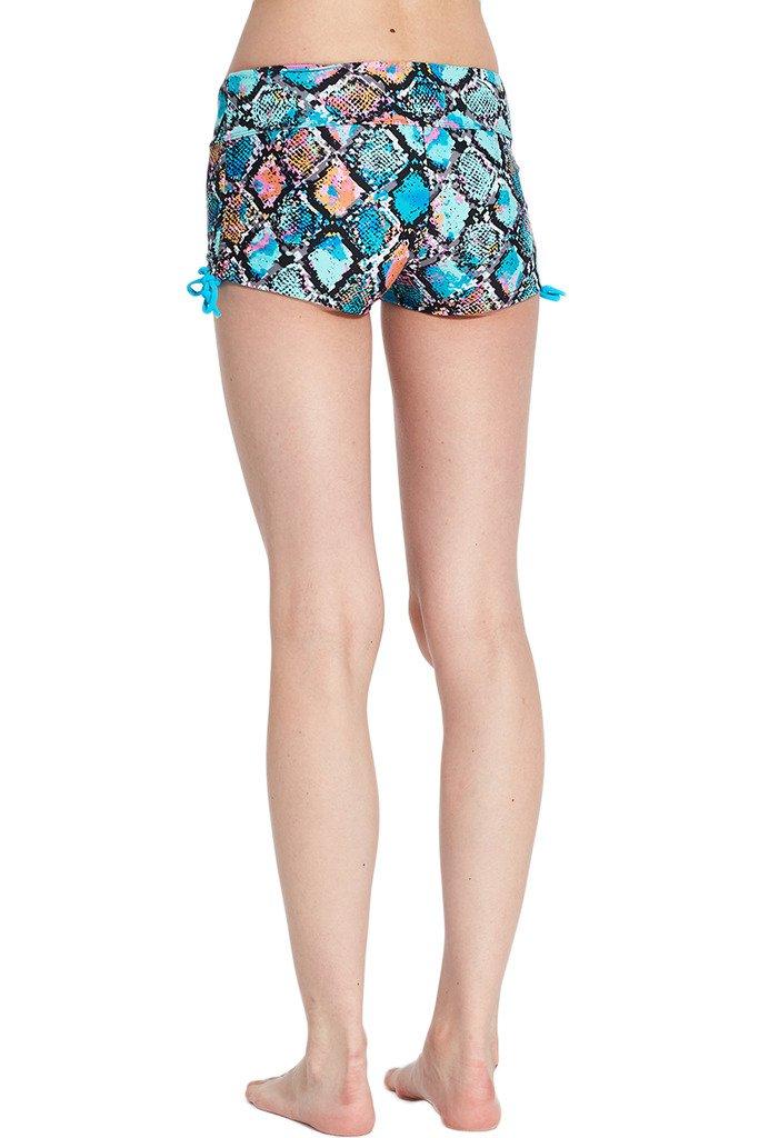 pantaloncini per bikini Calzoncini da mare donna pantaloncini da nuoto Hot Pants Sport Bikini colorati