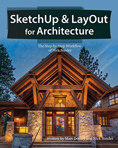 Read Pdf Sketchup & Layout for Architecture: The Step by